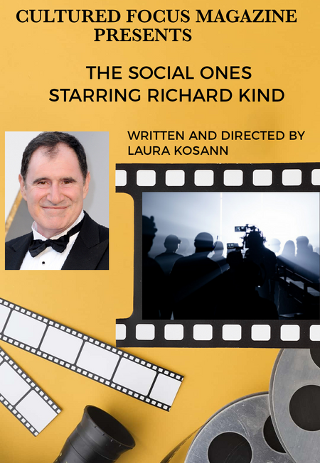 Richard Kind on The Social Ones Film