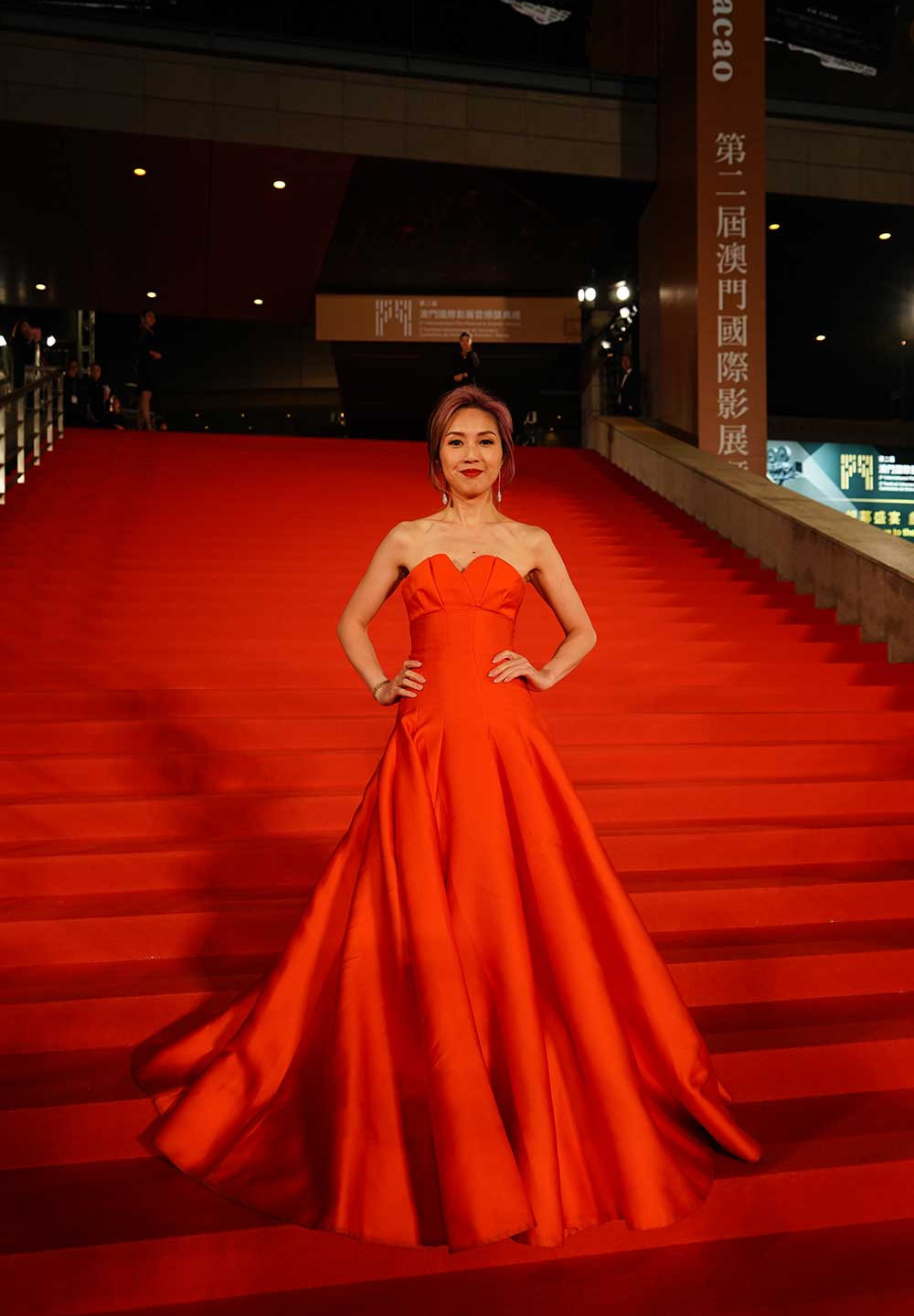 Red Carpet International Film Festival Macao 3