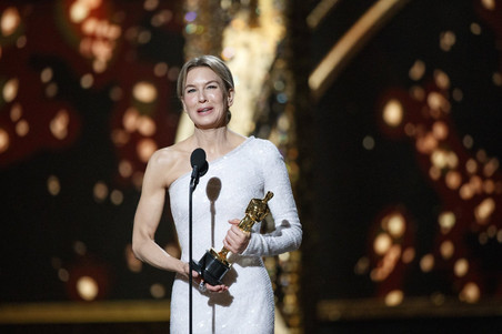 Oscar Winner Renee Zellweger Exclusive (Audio Interview)