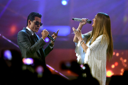 2016 Latin Grammy's Sizzling Looks