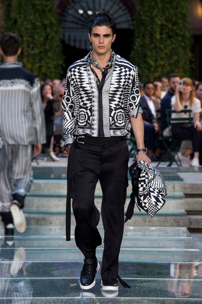 Versace Men's Spring/Summer 2018