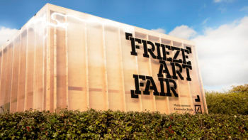 Frieze London October 5-8 ,2017: discover the world's most exciting artists, from the emerging to th
