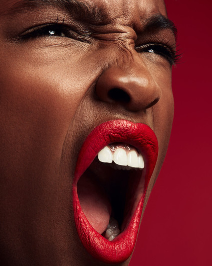 Rihanna Releases Stunna Lip Paint, The Perfect Red for Every Woman
