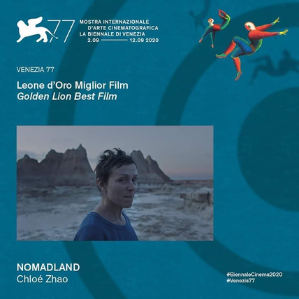 Venice Film Festival 2020: Women Triumph in cinema with the Golden Lion
