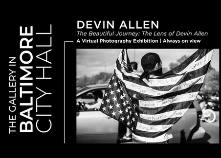 The Beautiful Journey: The Lens of Devin Allen Exhibition [Virtual]