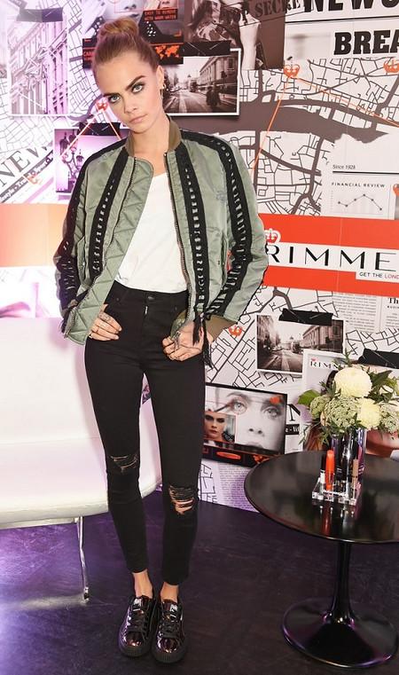 Rimmel & Cara Delevingne Celebrate Forge New Partnership