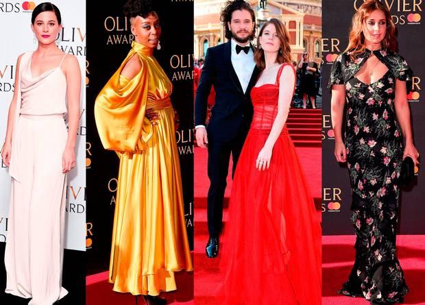 Oliver Awards 2018