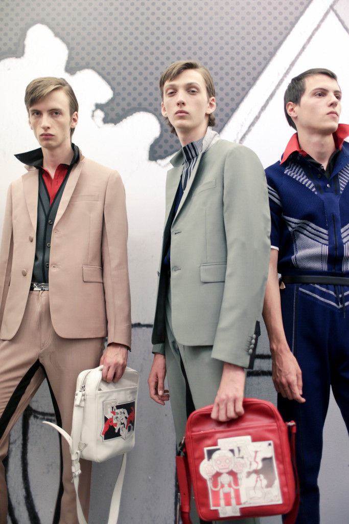 Prada Men's Spring/Summer 2018