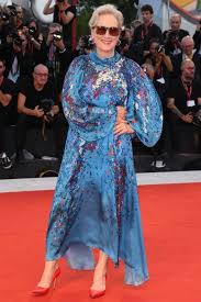 Meryl Streep Venice Film Festival 2019