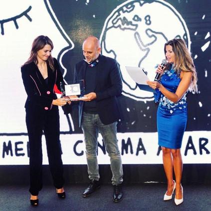 Women in Cinema Awards During Rome Film Festival 2020