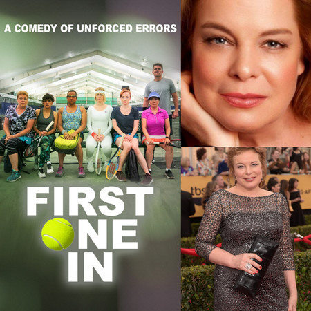 Catherine Curtin Discussion: First One In Film