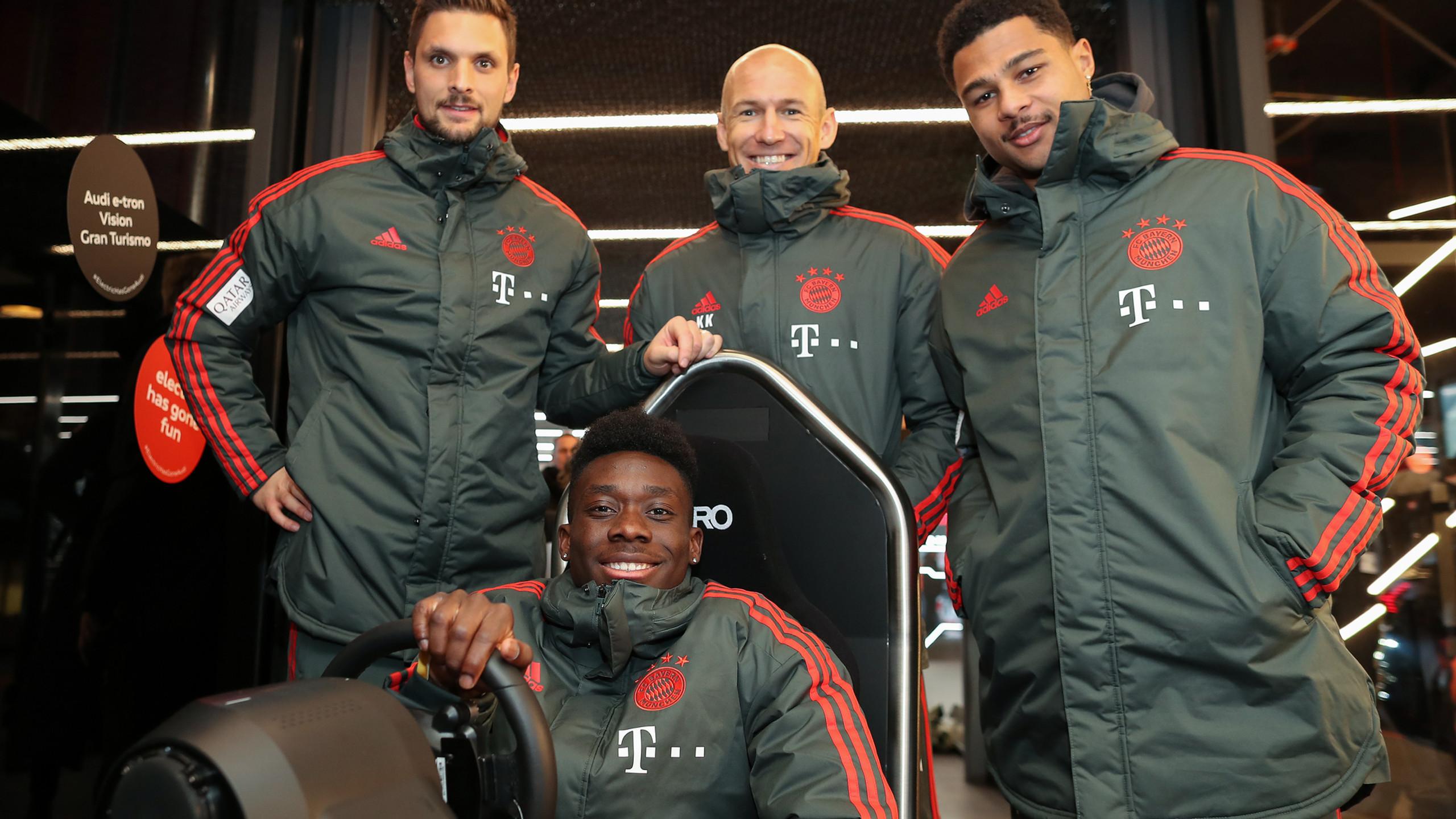 FC Meets Bayern