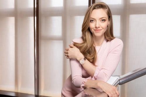 Amanda Seyfried for Jaeger-LeCoultre
