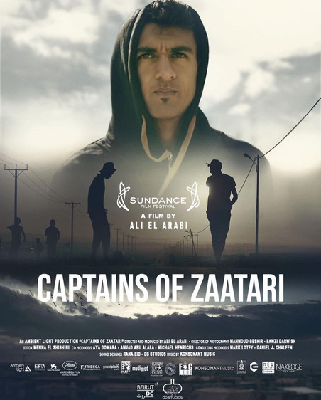 Captains Of Zaatari Premieres at Sundance 2021