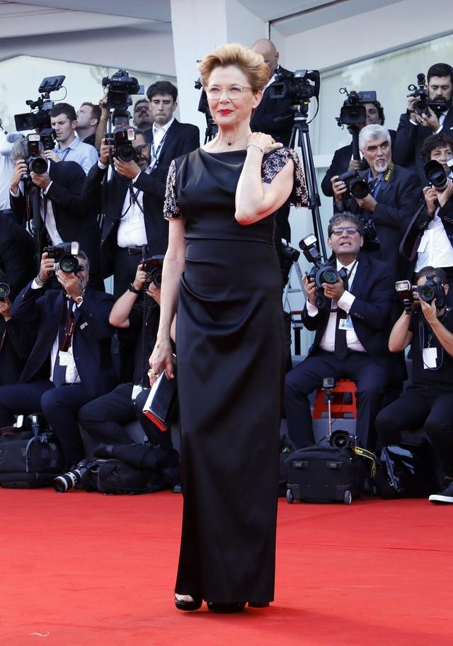 Annette Benning Venice Film Festival 2017