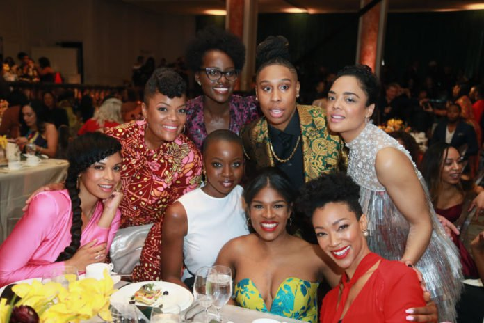 Black Women in Hollywood Luncheon 2018