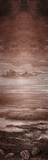 Bronze Landscape 8