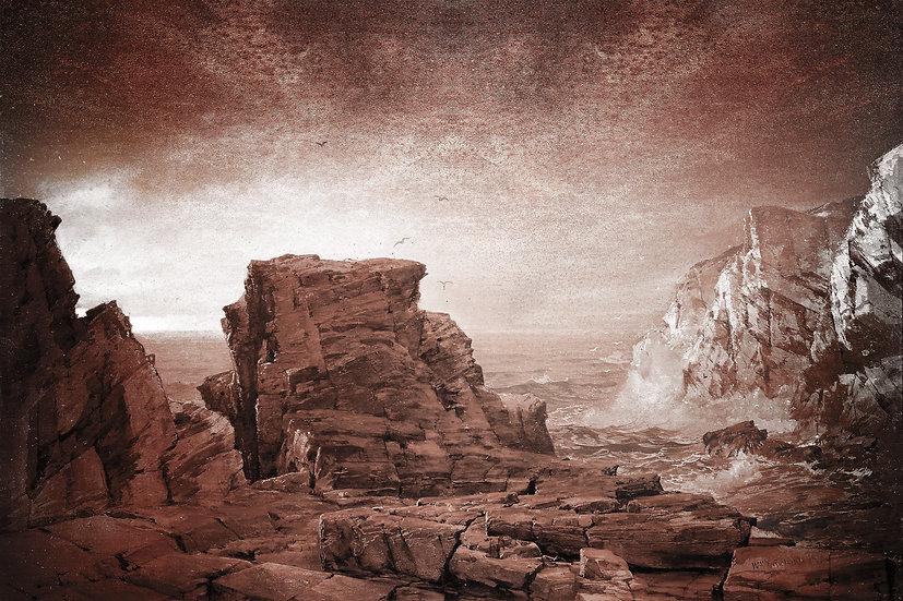Bronze Landscape 13