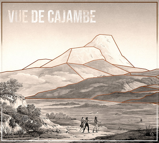 Mountain of Cajambe