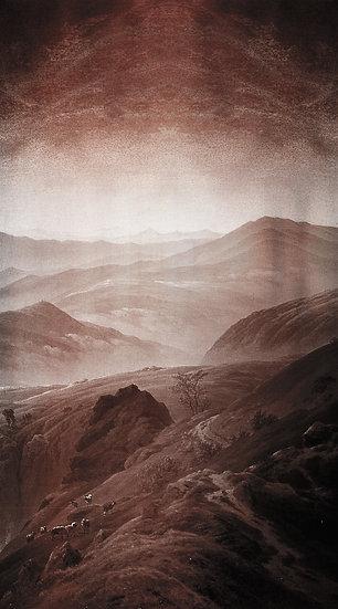 Bronze Landscape 11