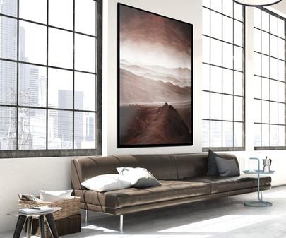 Metallic Landscape