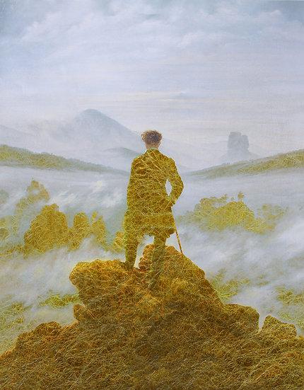 The Golden Wanderer