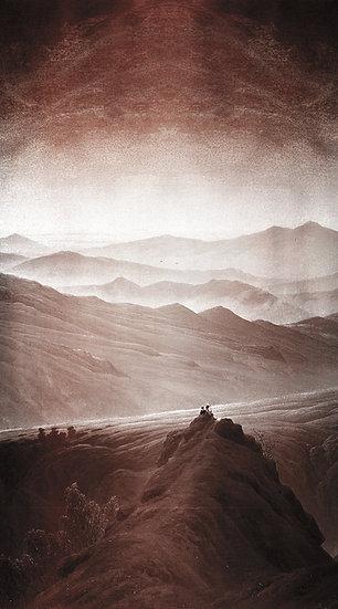 Bronze Landscape 5