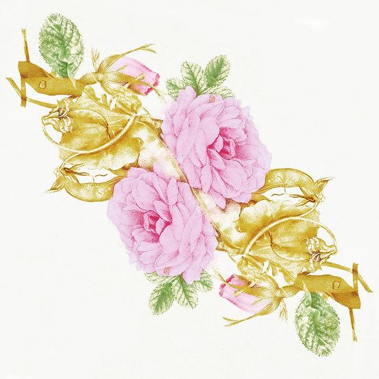 Peas & Roses