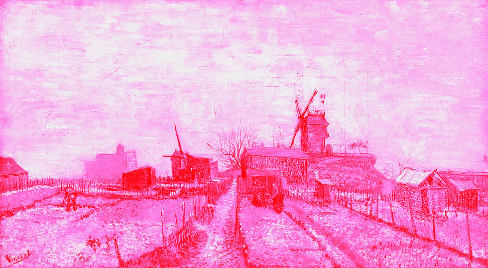 Windmills and Allotments