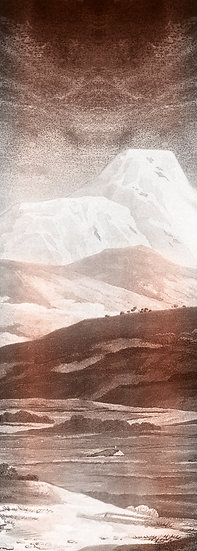 Bronze Landscape 7
