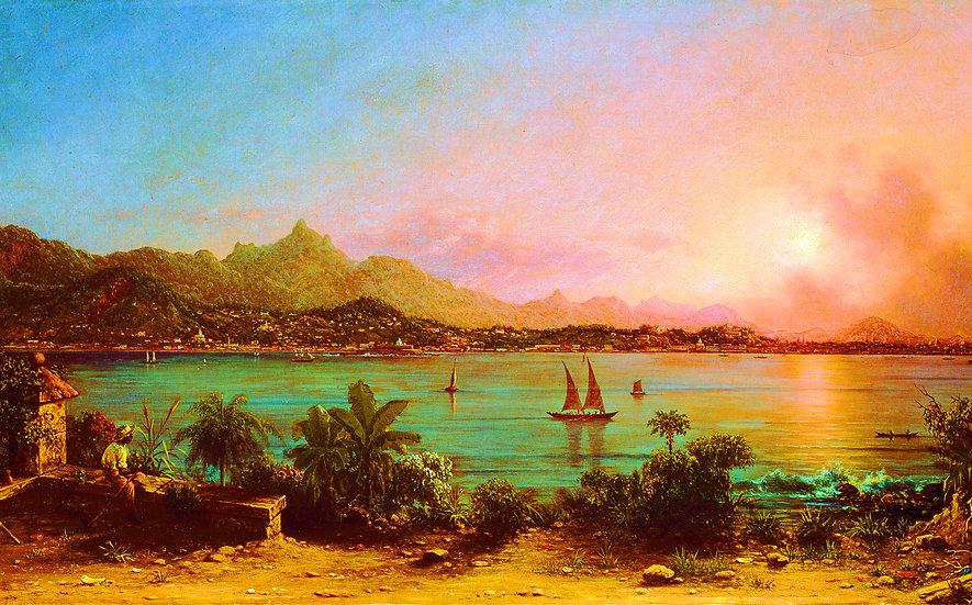 Tropical Landscapes 1