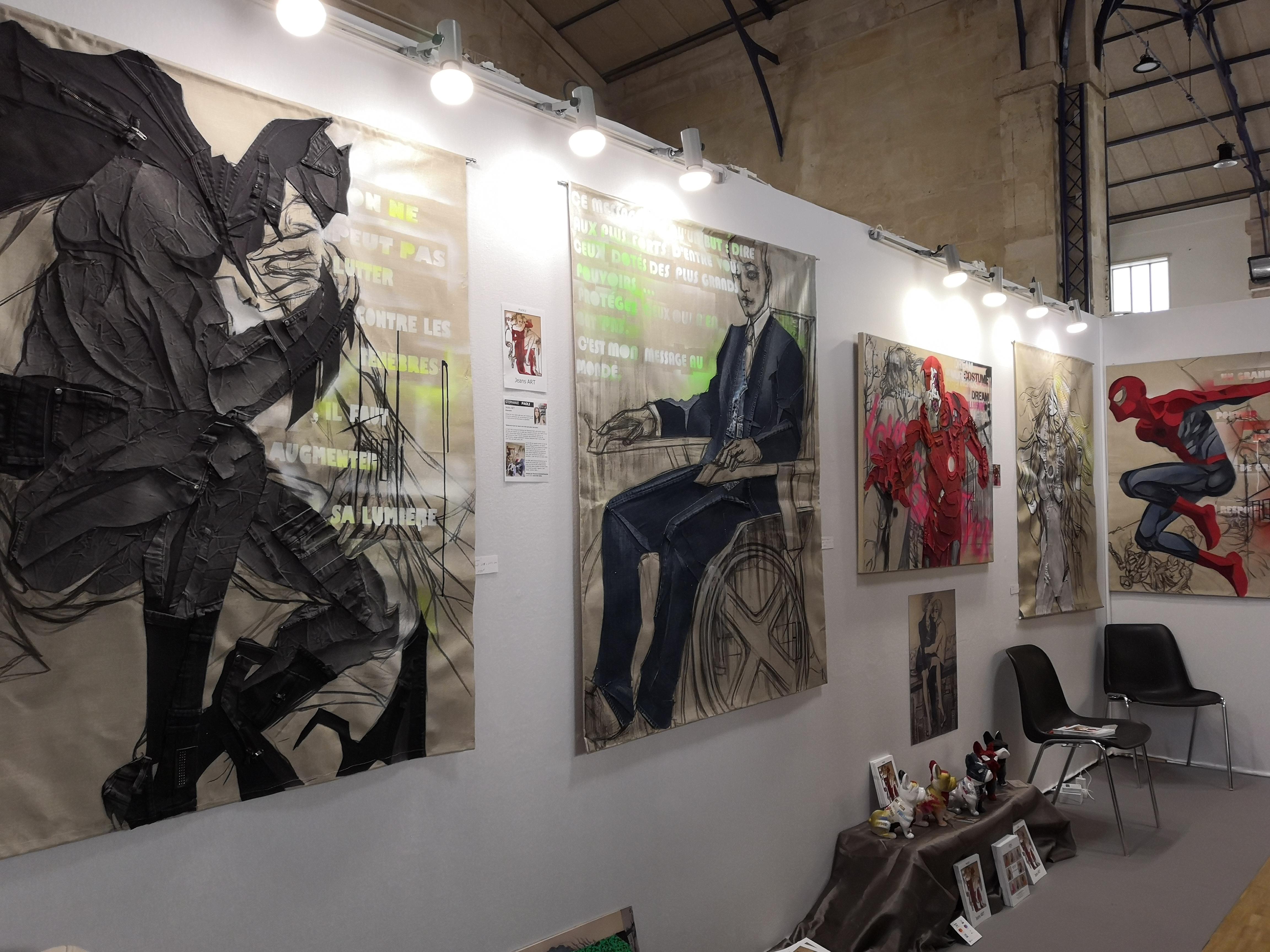 PARIS - EXPO 4ART