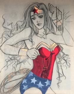 Wonder Woman - Paoli JEANSART