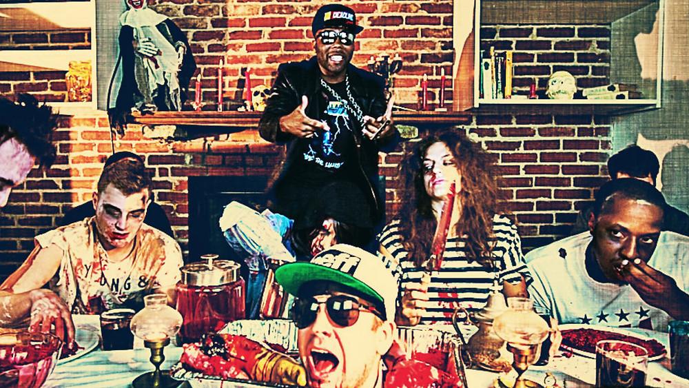 Tom P Jarren Benton Nightmare Official Video Cover