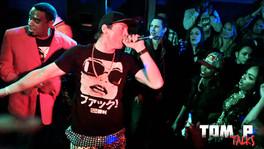 MTV Hip Hop Hustlers Stars Local Atlanta White Rapper, Tom P, Behind the Scenes Look   Tom P Talks  