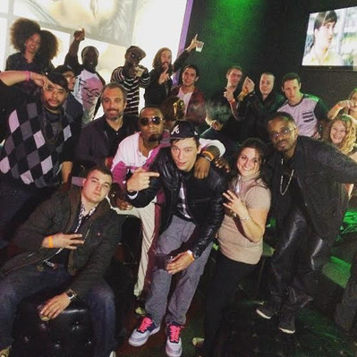 Tom P World Premiere Viewing Party in ATLANTA for MTV True Life Presents: Hip Hop Hustlers