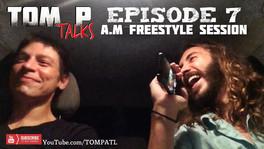 White Atlanta Rapper, Tom P, Kills Freestyle Rap   Tom P Talks   Episode 7