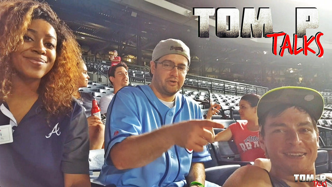 The Atlanta Braves Last Season at Turner Field (A Mini Documentary on The Braves History) | Tom P Ta