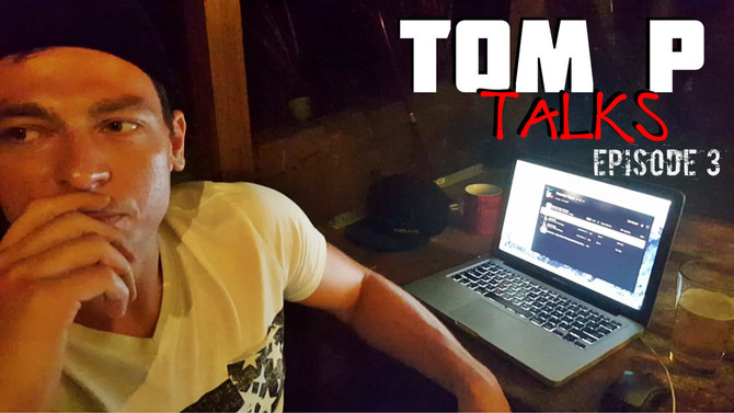 How to Write a Rap Song | Tom P Talks | Episode 3