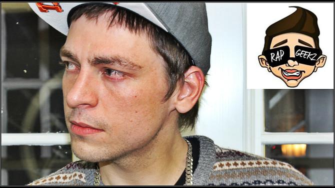 Tom P Interview with Rapgeekz