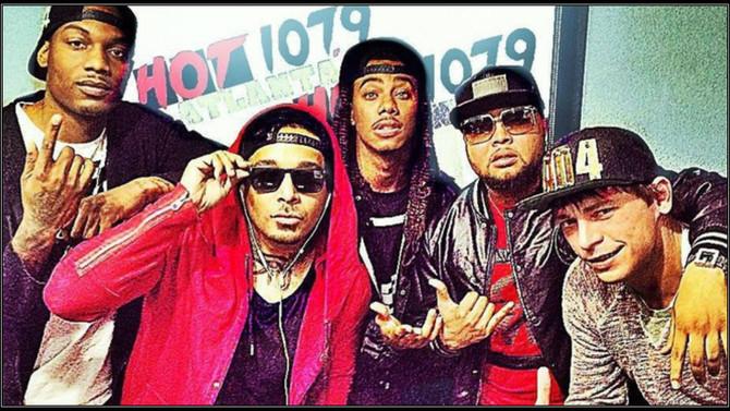 HOT107.9 Atlanta Hip Hop Station, Interview with Tom P