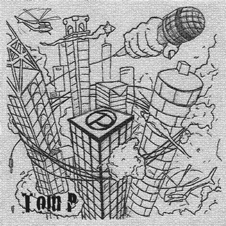 "Tom P Album Music Self Titled ""Tom P"""