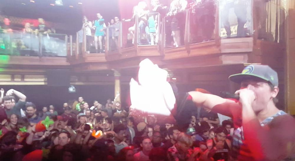 Atlanta rapper live at Club Opera in ATL