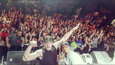 Tom P Live with Techn9ne and RITTZ at Center Stage in Atlanta