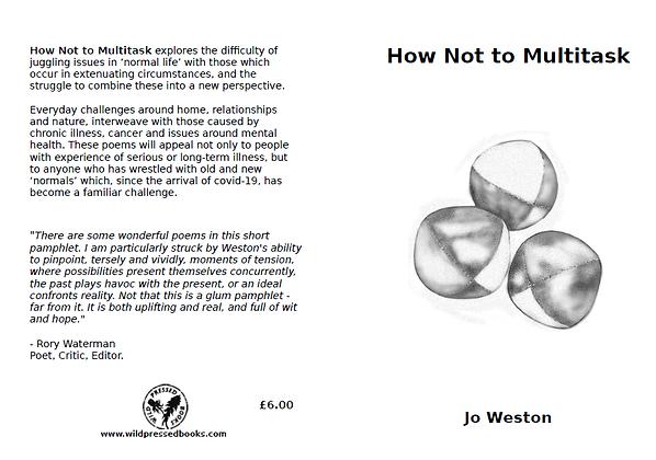 Full cover - How not to multitask - Jo W