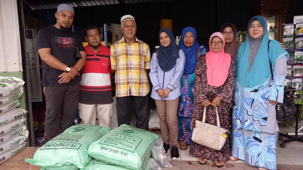 Kunjungan Komuniti Pertanian Bandar