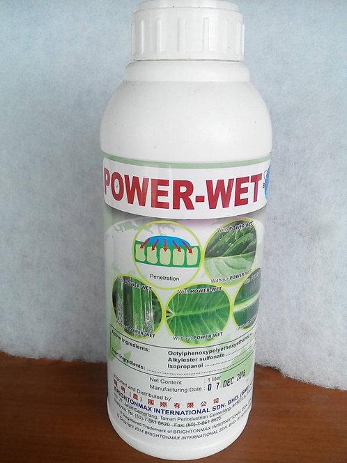 POWER-WET