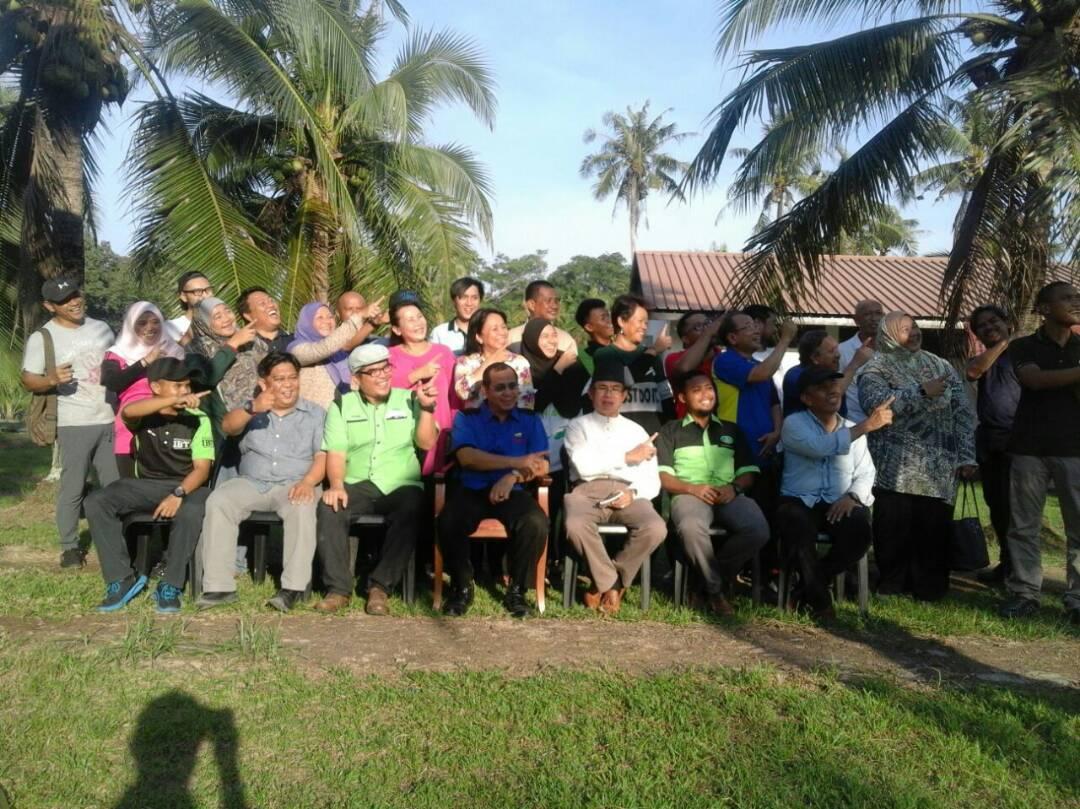 Kursus Fertigasi Brunei Darussalam