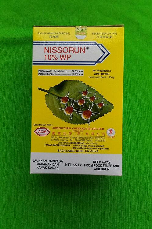 NISSORUN 10 % WP (250 G)