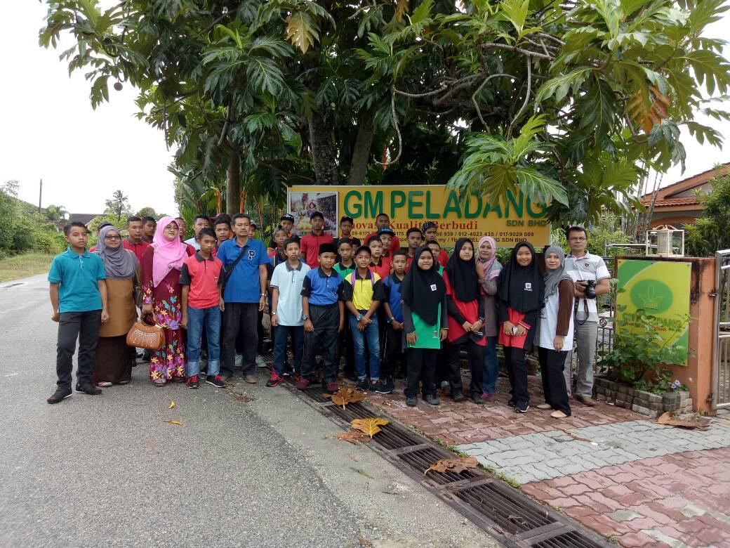 Lawatan SMK Dewan Beta Kelantan